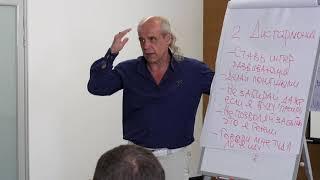 Сотрудники могут с удовольствием платить за своё обучение! Рассказывает Андрей Сизов.