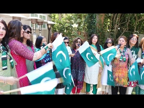 Pakistan Independence Day 2016 - Southern California