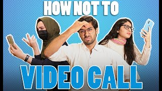 How Not To Video Call | Funny Deaf Video (Comedy)