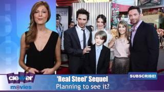 'Real Steel' Cast & Director Talk Possible Sequel