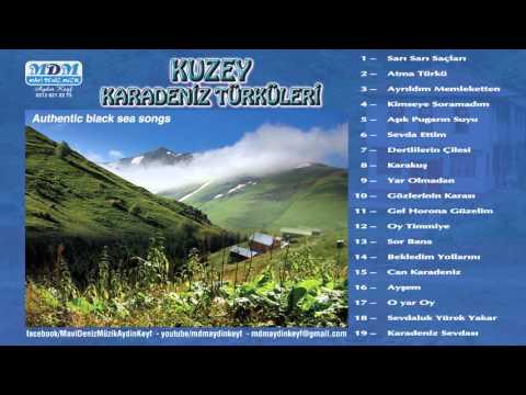 Cimilli İbo - Sarı Sarı Saçları - [ Kuzey Karadeniz Türküleri © Mavi Deniz Müzik ]