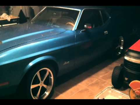18 Inch Mustang Rims >> Mustang Fastback Wheels & Tire Installation | Classic ...