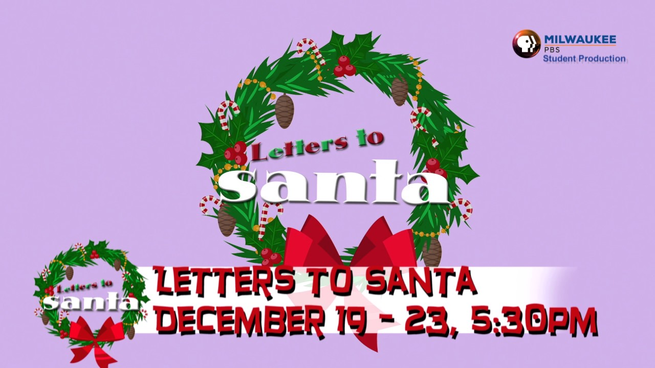 2016 letters to santa