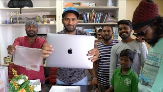 New MacBook Pro unboxing | Apple M1 Chip | My Village Show Vlogs