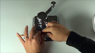Repeat youtube video MikrOmatic Cigarette Rolling Machine Product Overview & Demo