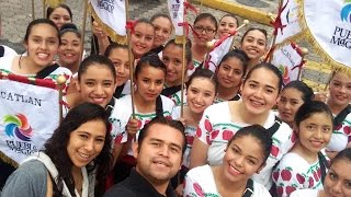Desfile 16 Septiembre Puebla 2015 // Poker Deportivo