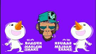 Baauer - Harlem Shake (Eauki Remix) [Bass Boosted]