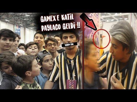 GAMEX'E KATİL PAYLAÇO GELDİ !!! (Gamex'de NELER OLDU)