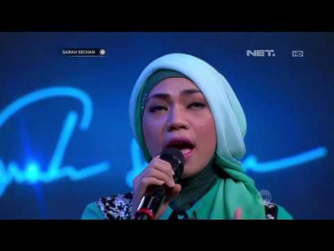 Indah Nevertari - Come N Love Me ( Live at Sarah Sechan )