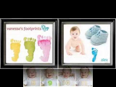 Baby book ideas - YouTube