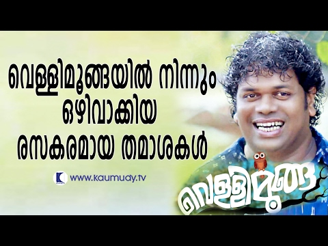 Funny jokes excluded from Vellimoonga | Kaumudy TV
