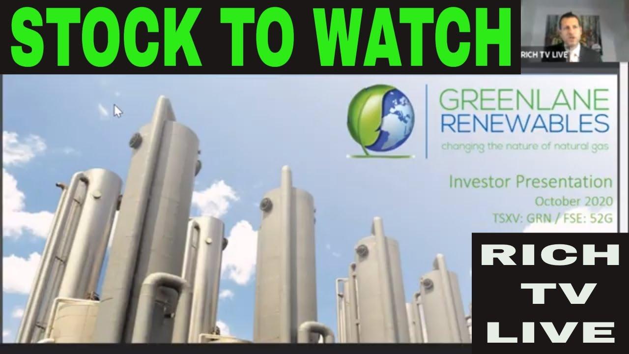 Greenlane Renewables Aktie