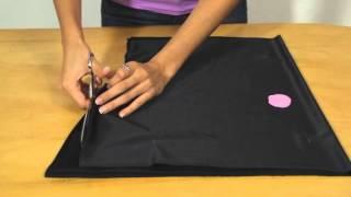 Как сшить комбинезон | How to sew a suit