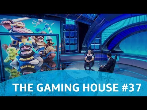 The Gaming House #37 - SOKING, ÁLEX ALGUACIL y MIXWELL.