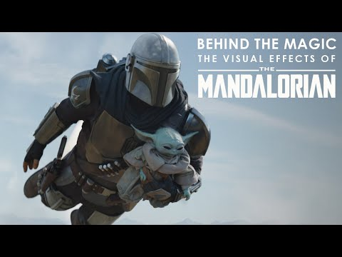Behind the Magic: The Visual Effects of The Mandalorian Season 2
