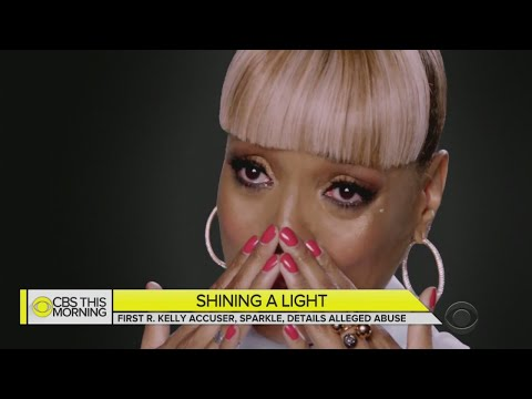Sparkle, First Woman To Publicly Accuse R. Kelly