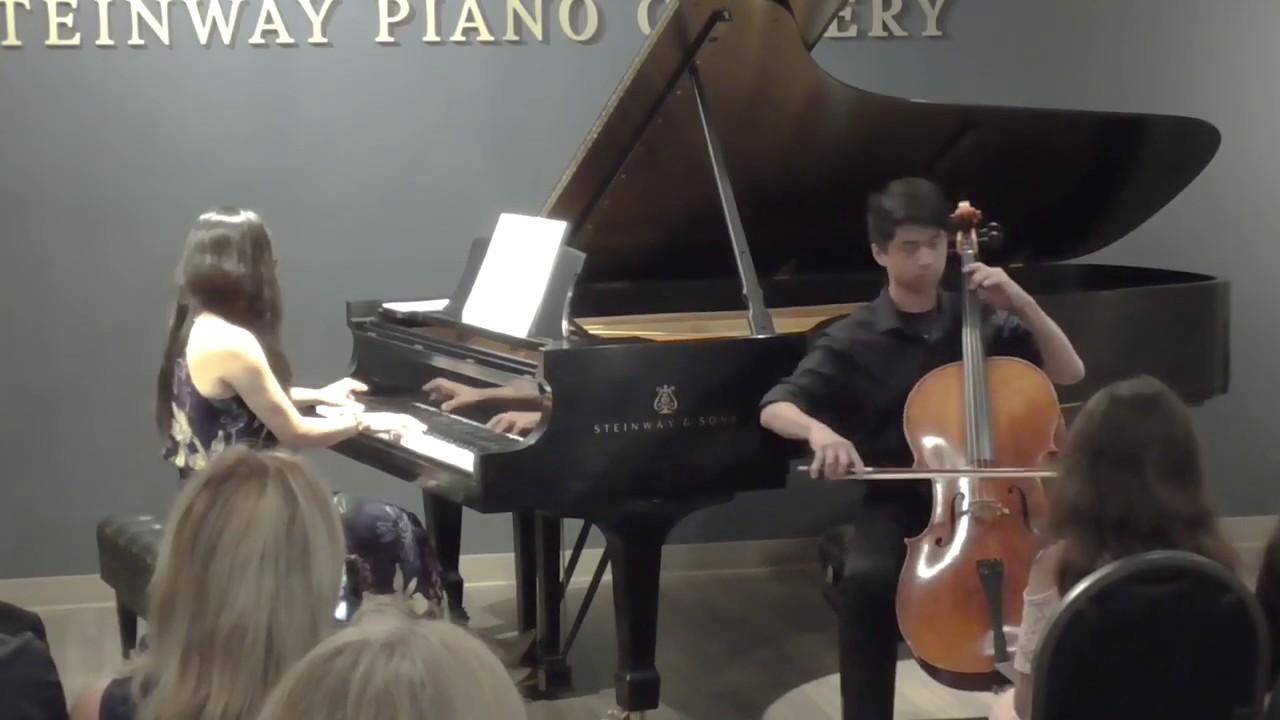 HABERL LATIN FOR ALEX Cello /& Piano