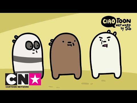 CiaoCiao Inquinamento Con Siamo Solo Orsi | Ciaotoon Network | Cartoon Network Italia