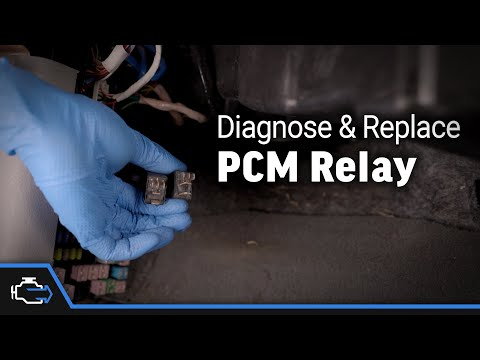 PCM Relay (with ChrisFix!) – 2004-2008 5.4L Ford F-150