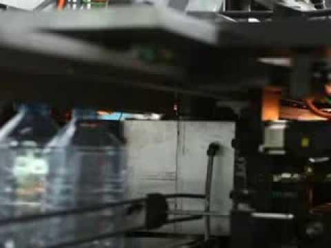 Ersey Makina 5-10 litre Şişirme Makinası