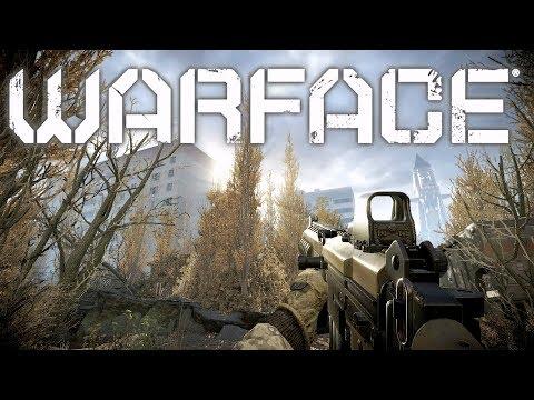 Warface Gameplay 2018: THE CHERNOBYL