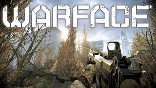 Warface Gameplay 2018: THE CHERNOBYL