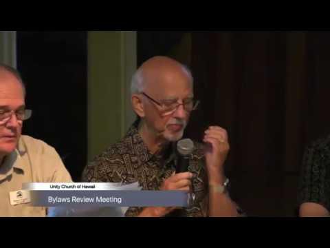 Unity Church of Hawaii Live Stream