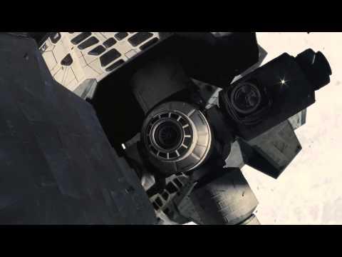 Interstellar - Docking Scene (Day One Dark Version) (IMAX Blu-ray 1080p)