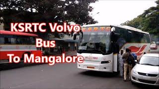 KSRTC Volvo Quick Pickup Bus Stop