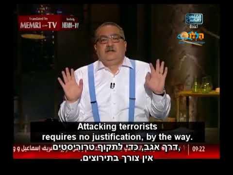 איסלאם הסיפור של סופר - סרטון ענק של עיתונאי מצרי אמיץ