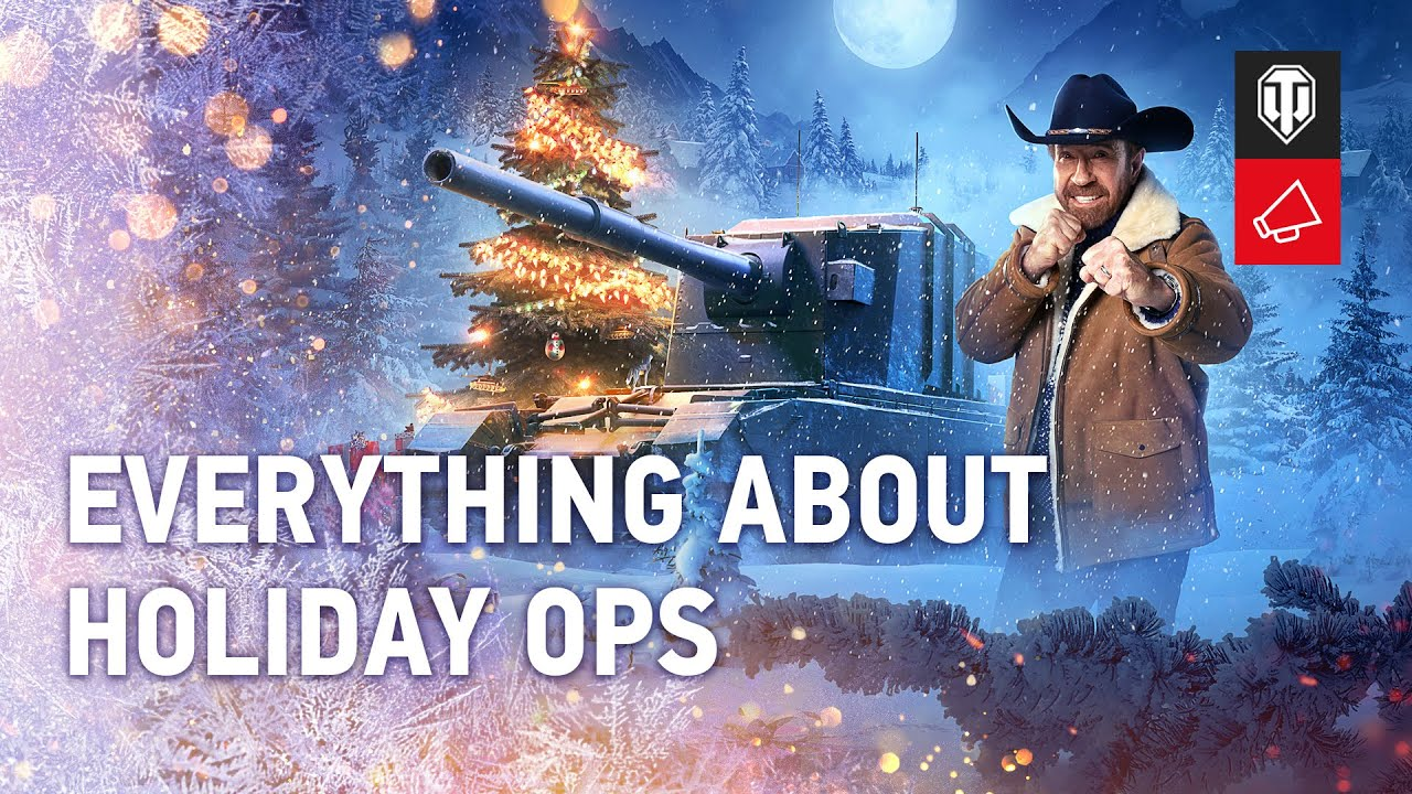 World Of Tanks Christmas Styles 2021 Holiday Ops 2021 Event Guide