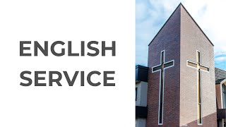 English Service  January 10, 2021