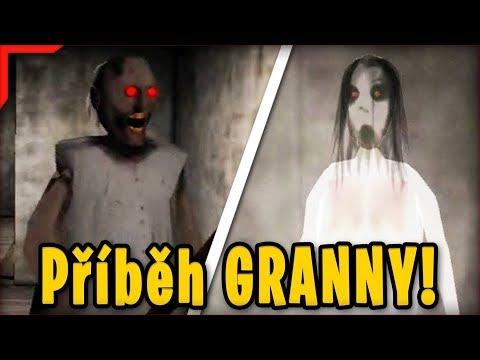 Příběh hry GRANNY!