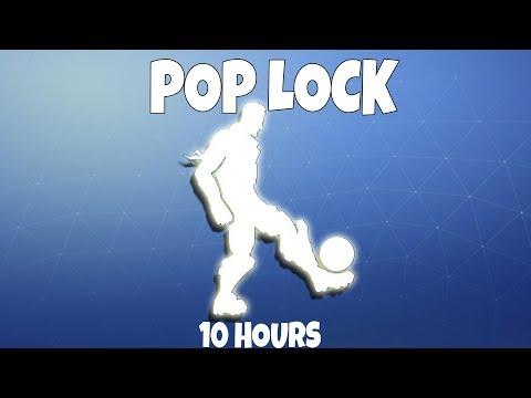 「10 Hour」 POP LOCK (Fortnite Beat)