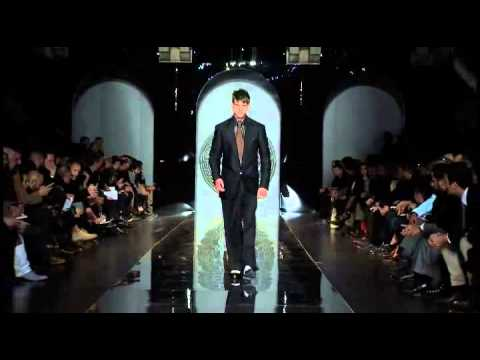 Versace Men's FW13/14 Fashion Show