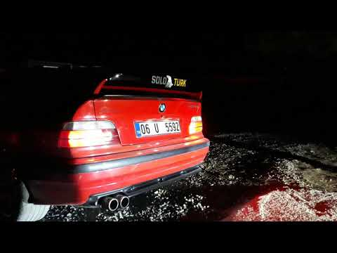 Bmw 320 ci cabrio ankara power
