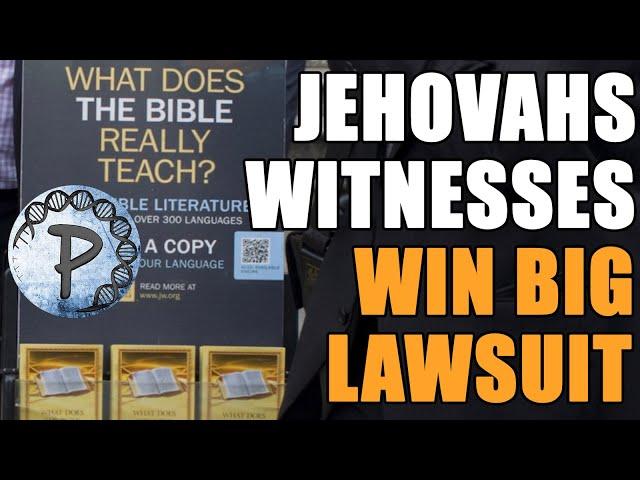 Jehovahs Witnesses Win BIG SETTLEMENT! HUGE BLOW TO EX JWS