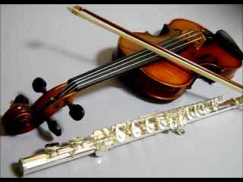 Over 11 hours of flute & violin music