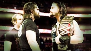 WWE Money In The Bank 2016 - Seth Rollins vs Roman Reigns Promo