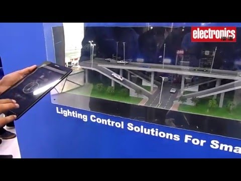 Lighting Control Solution for Smart Cities