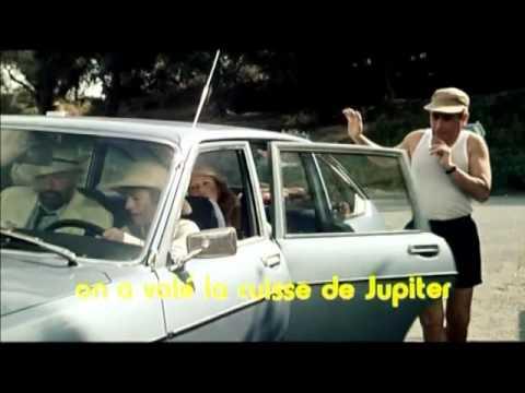 On a volé la cuisse de Jupiter (1978) bande annonce