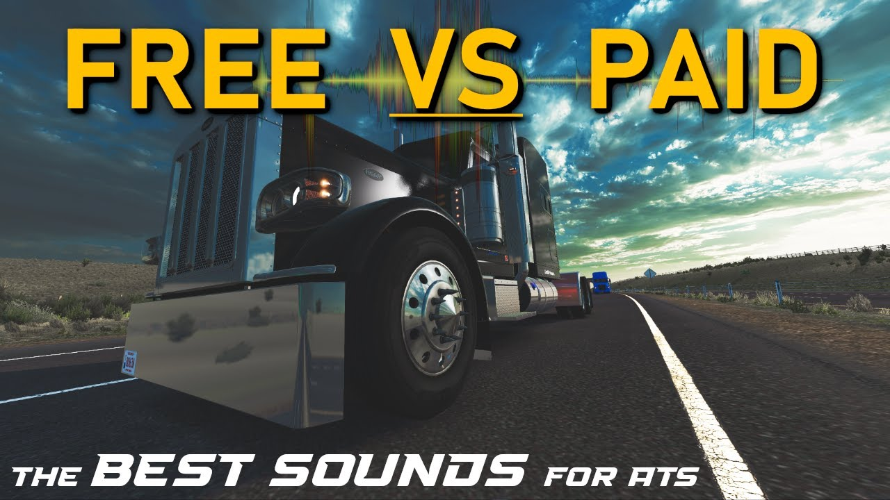 How to create the BEST SOUND ENVIROMENT in ATS // Everything you need to know about sounds