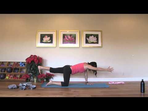 Judy Tsuei - Yoga for Climbers   Soul-TV.com