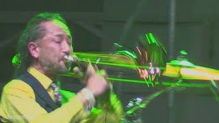 Tokyo Ska Paradise Orchestra - Call From Rio ~ God Father ~ Lupin III @ JJF 2016 [HD]
