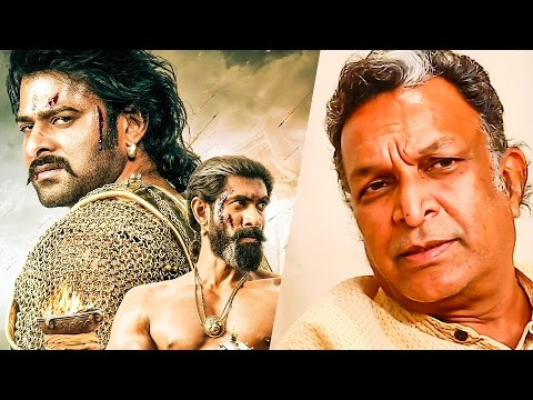 """Nothing astonishing in Bahubali for me"" - Nassar 