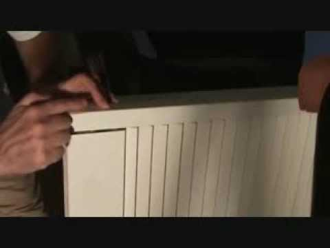 How To Repair A Bifold Louvered Door Part 1