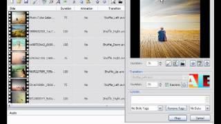 DVD slideshow GUI - tutorial