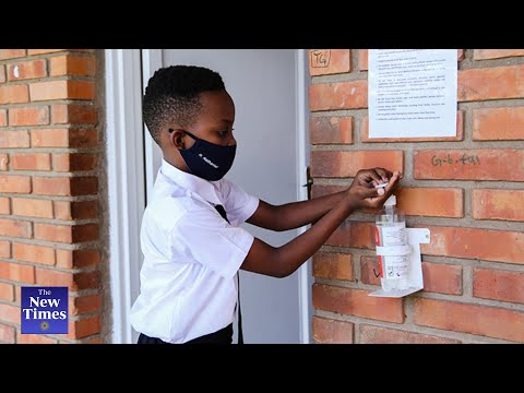 Covid-19: How schools are ensuring learners' safety