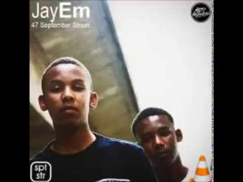 Strobe Lights - JayEm ft MicaylaJean