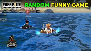 Random Funny Ajjubhai and Amitbhai(Desi Gamers) Gameplay #32 - Garena Free Fire- Total Gaming